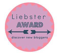 Liebster Award… #1