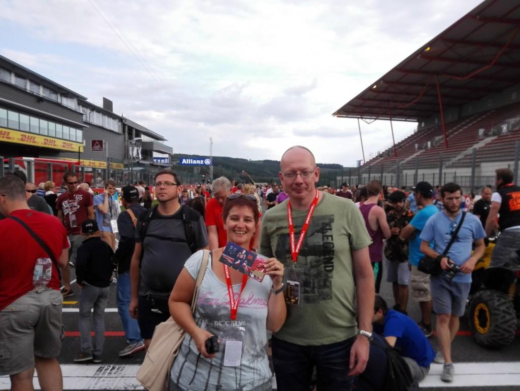 Het leven van een F1 fan… (1)