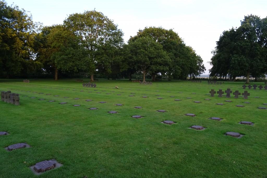 Duitse begraafplaats La Cambe