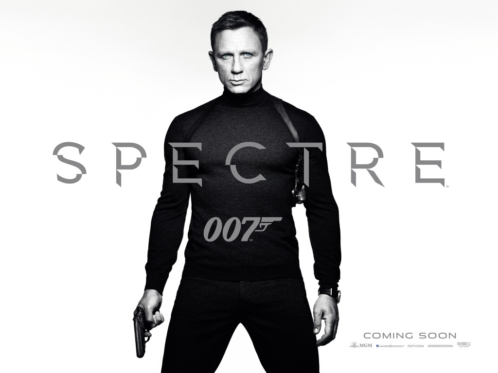 De naam is Bond, James Bond!