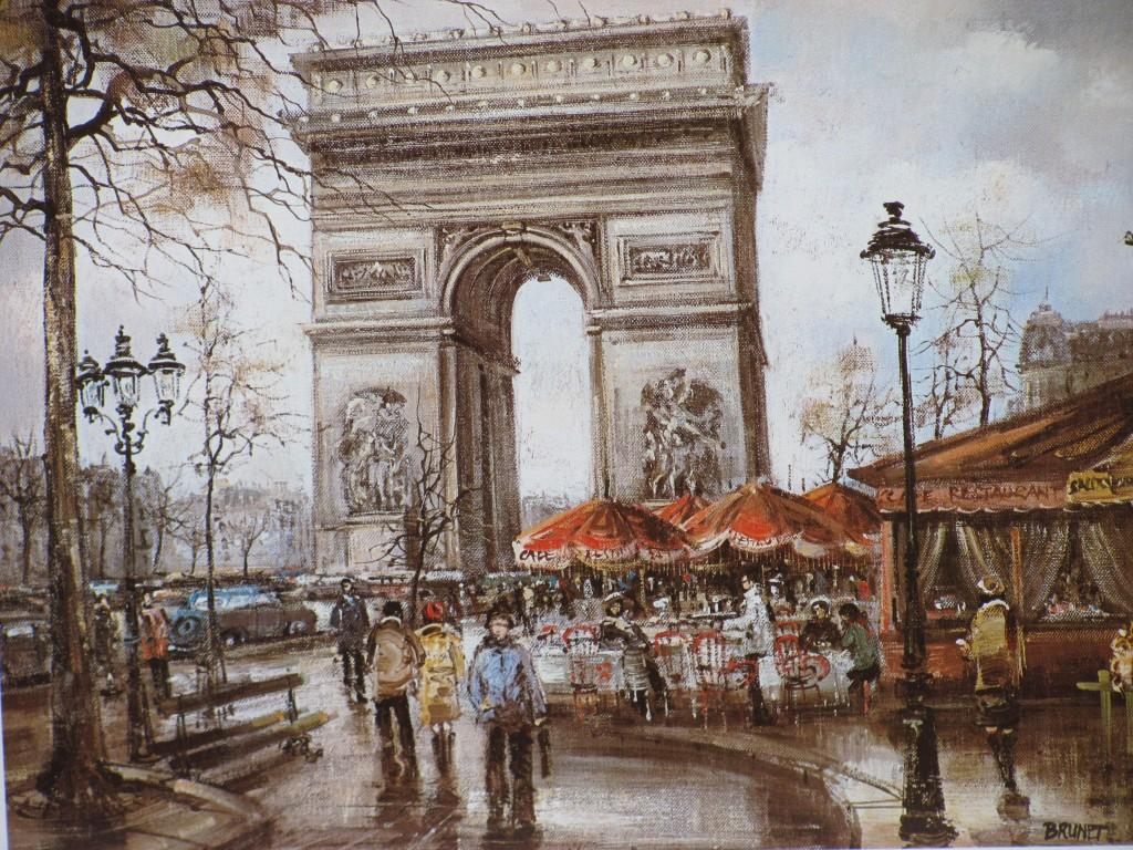 Parijs column
