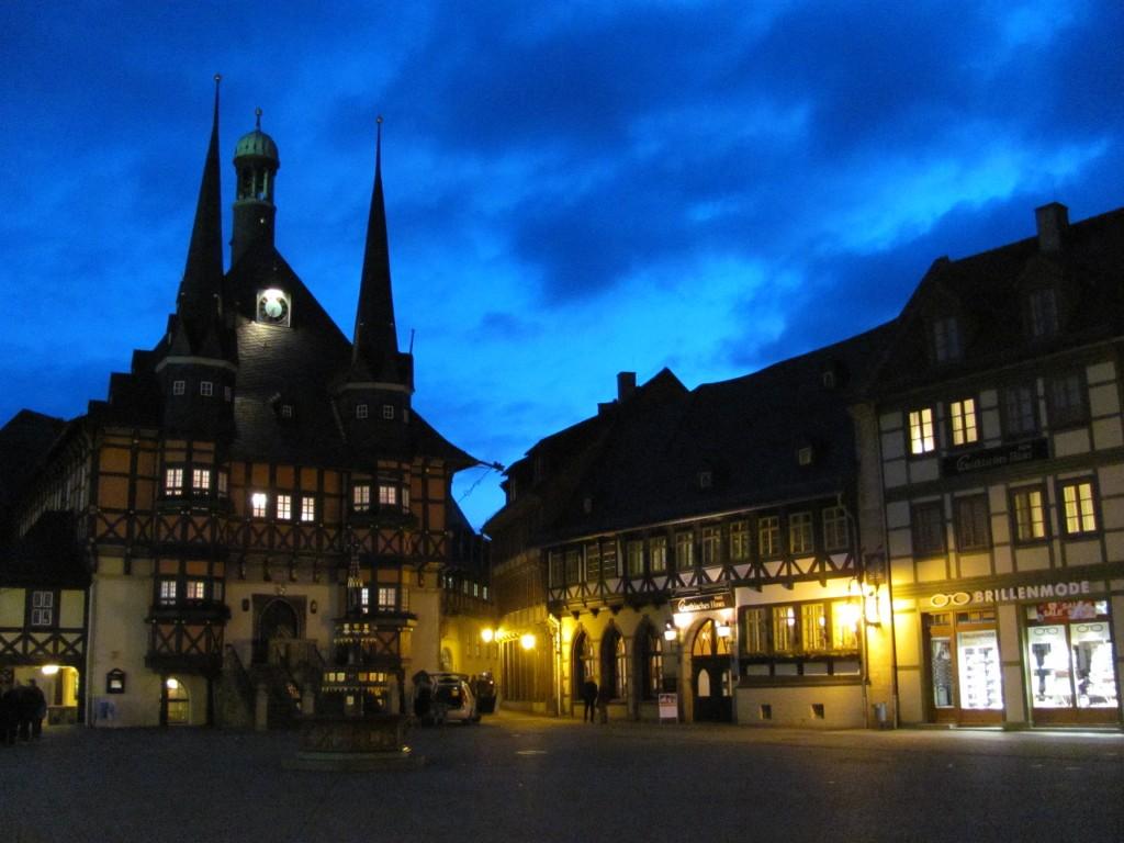 Wernigerode Duitsland