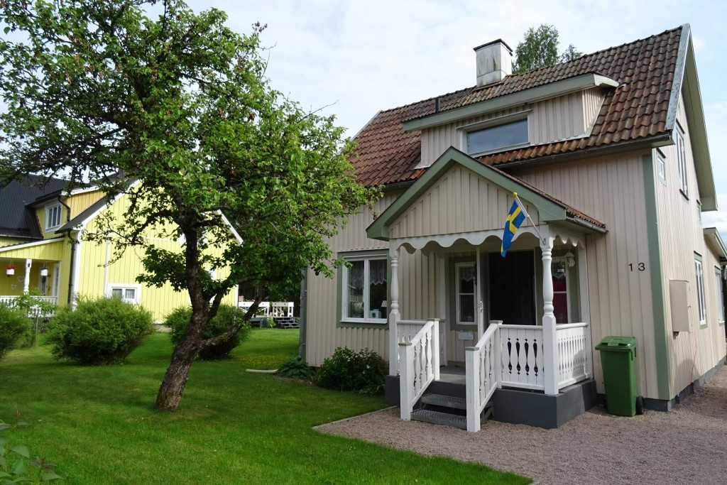 huisje Munkfors Zweden