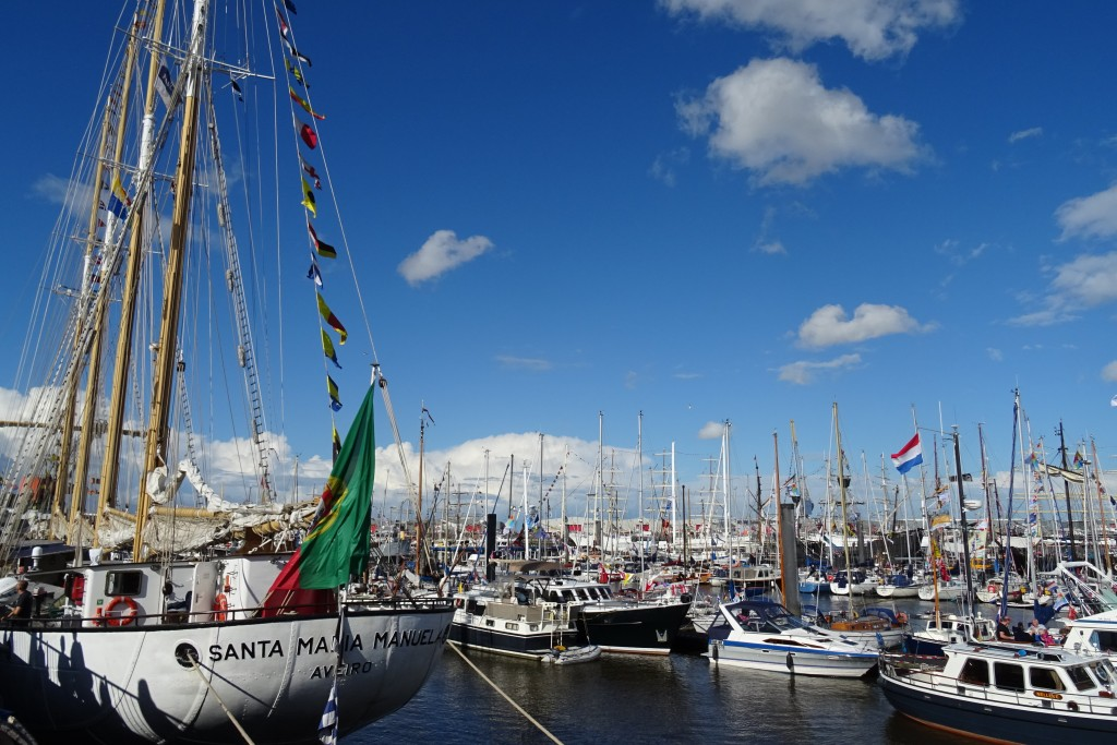 Delfsail 2016 in 10 foto's