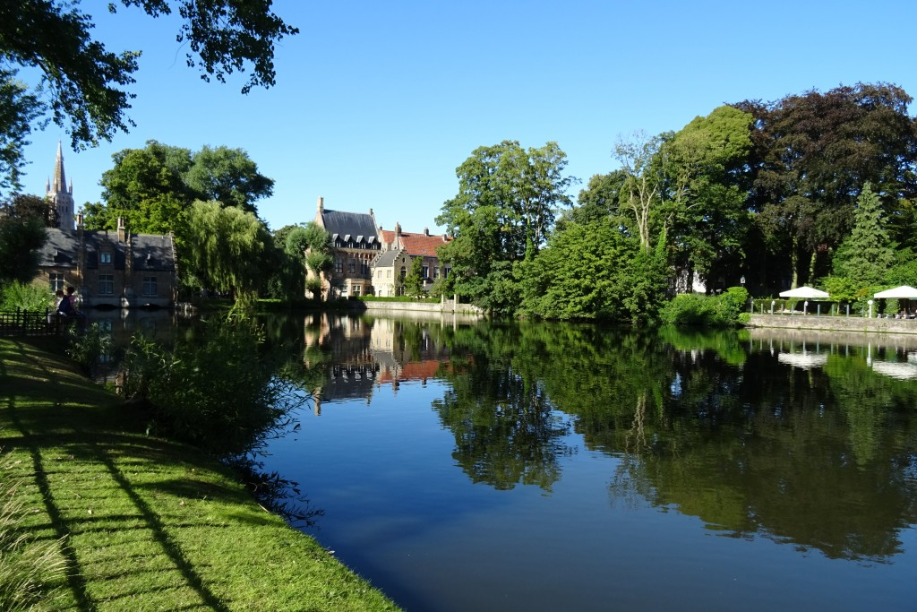 Minnewater Brugge