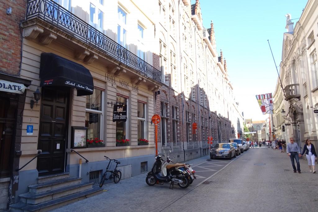 Hotel Notre Dame Brugge