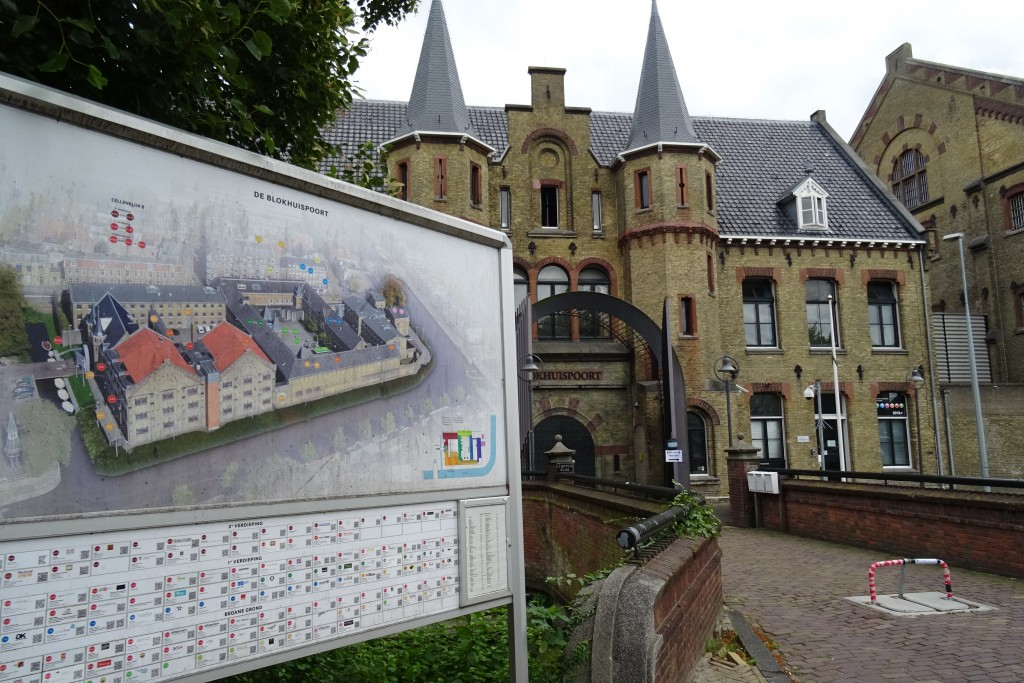 De Blokhuispoort Leeuwarden