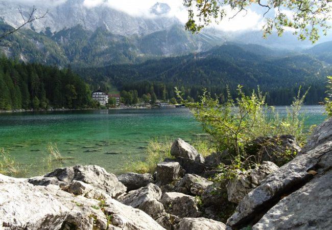 Fotoblog | Garmisch Partenkirchen & Eibsee