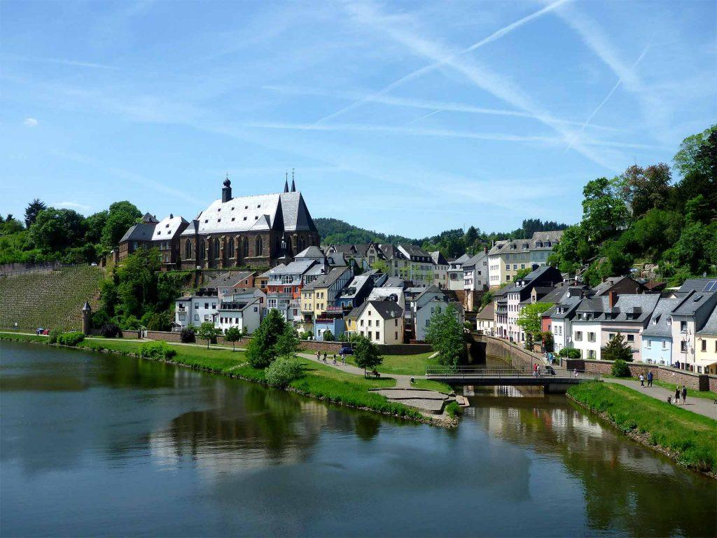 Saarburg reisplannen