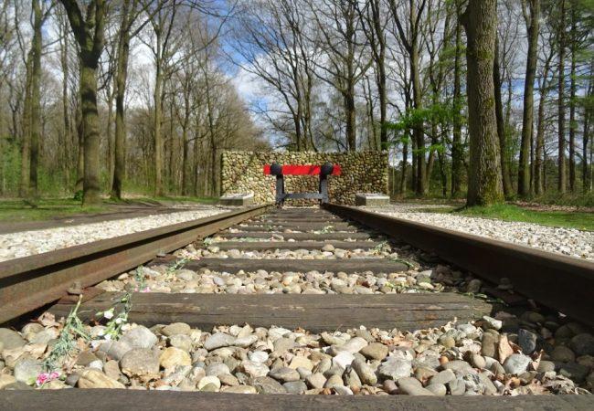 Kamp Westerbork, een stukje verloren geschiedenis