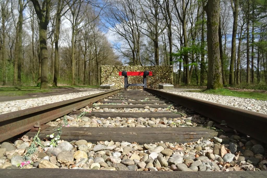 Kamp Westerbork lente