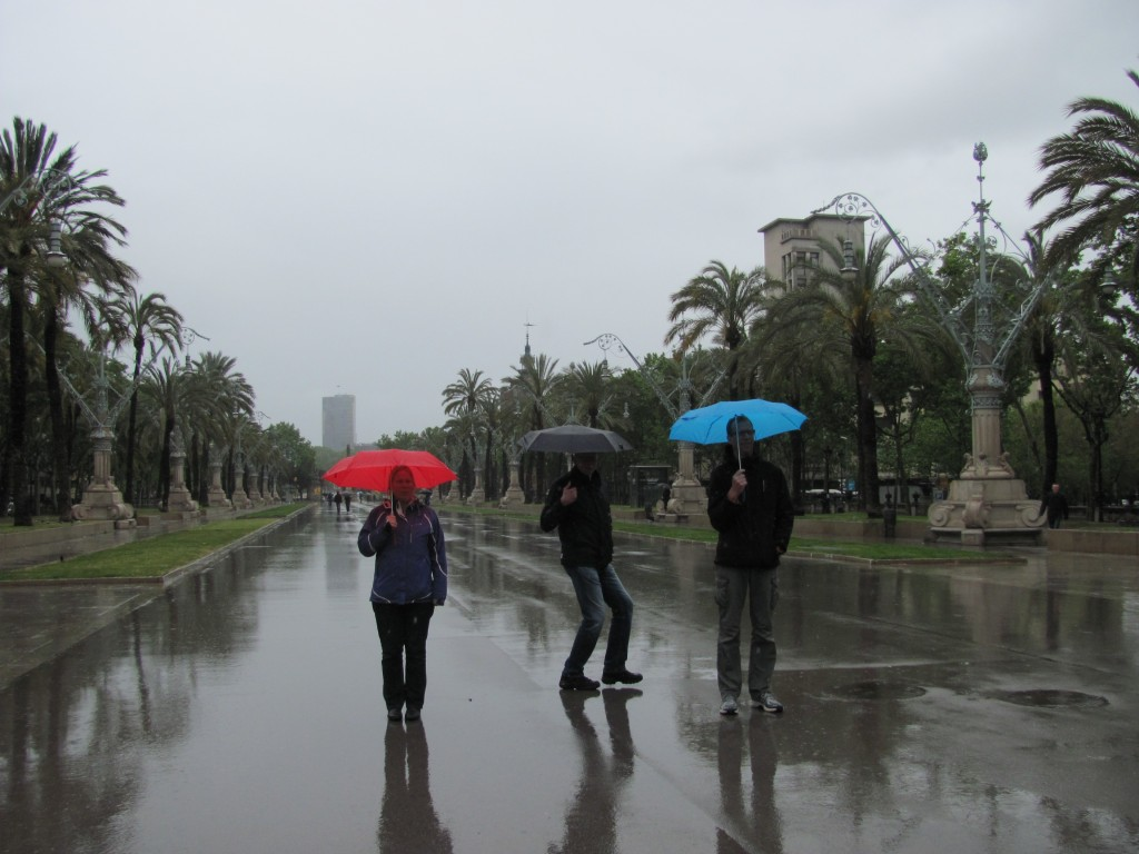 Barcelona ergernissen