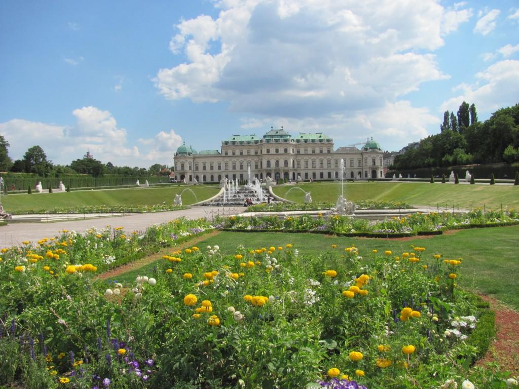 Sloss Schonbrunn Wenen