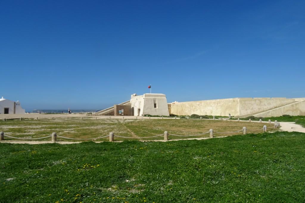 Fortaleza de Sagres Portugal