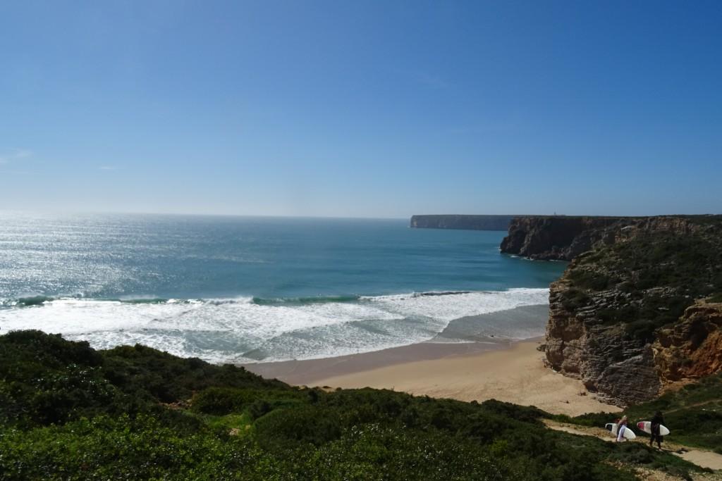 Praia da Beliche Portugal