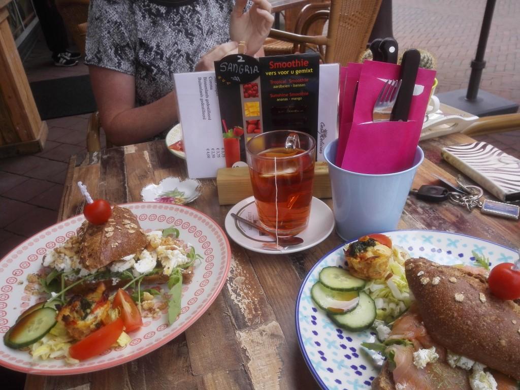 lunch juli