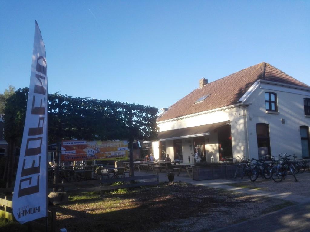 Eetcafe Homan Eext