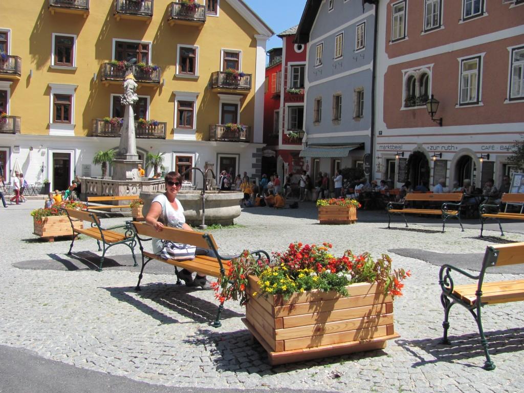 Hallstatt Oostenrijk steden