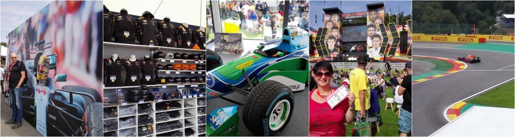 Vrijdagtrainingen GP België Formule 1