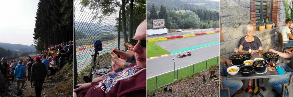 GP België Formule 1
