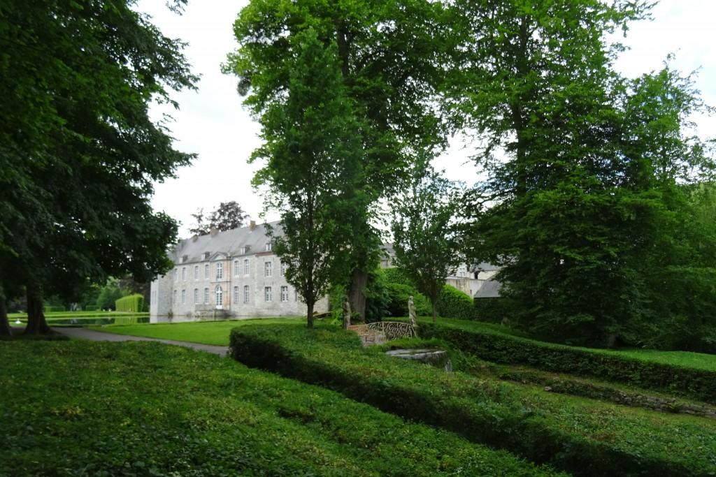 Les Jardins d'Annevoie Ardennen