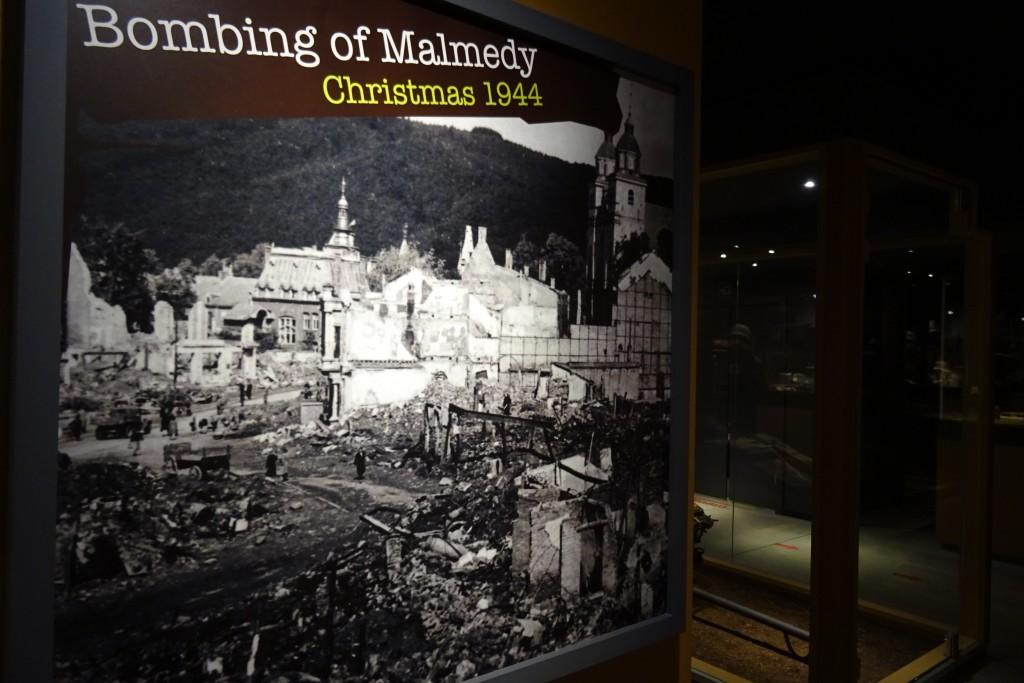 Museum Baugnez 44 Ardennen