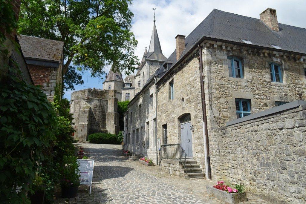 Kasteel Durbuy Ardennen België