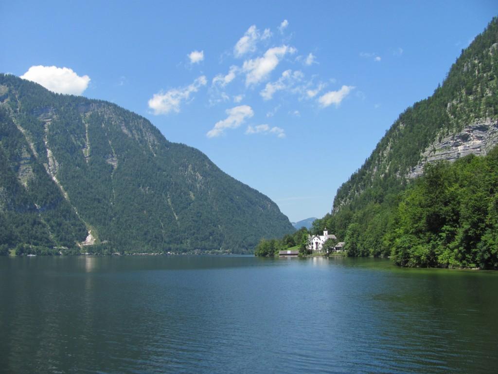 Hallstattersee Oostenrijk