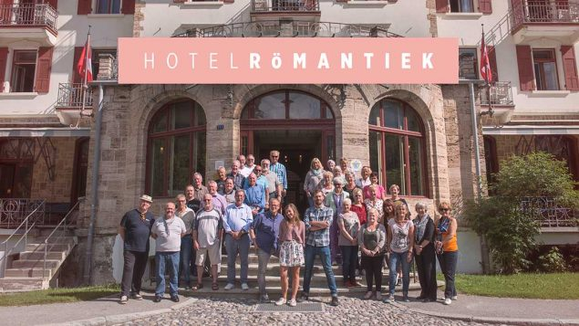 Hotel Romantiek tv-seizoen