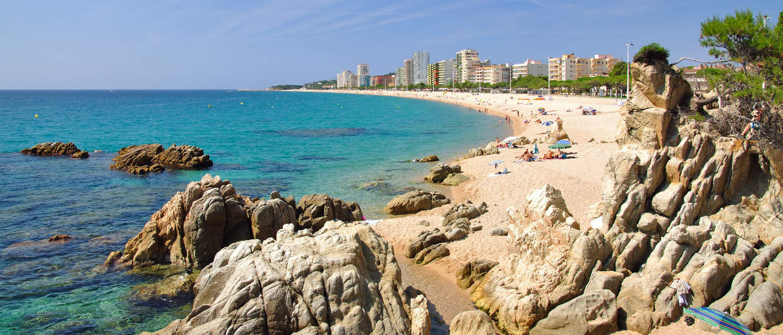 Platja d'Aro Costa Brava Spanje