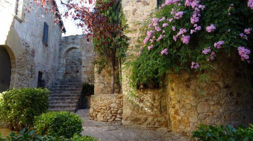 Pals Costa Brava Spanje middeleeuwen