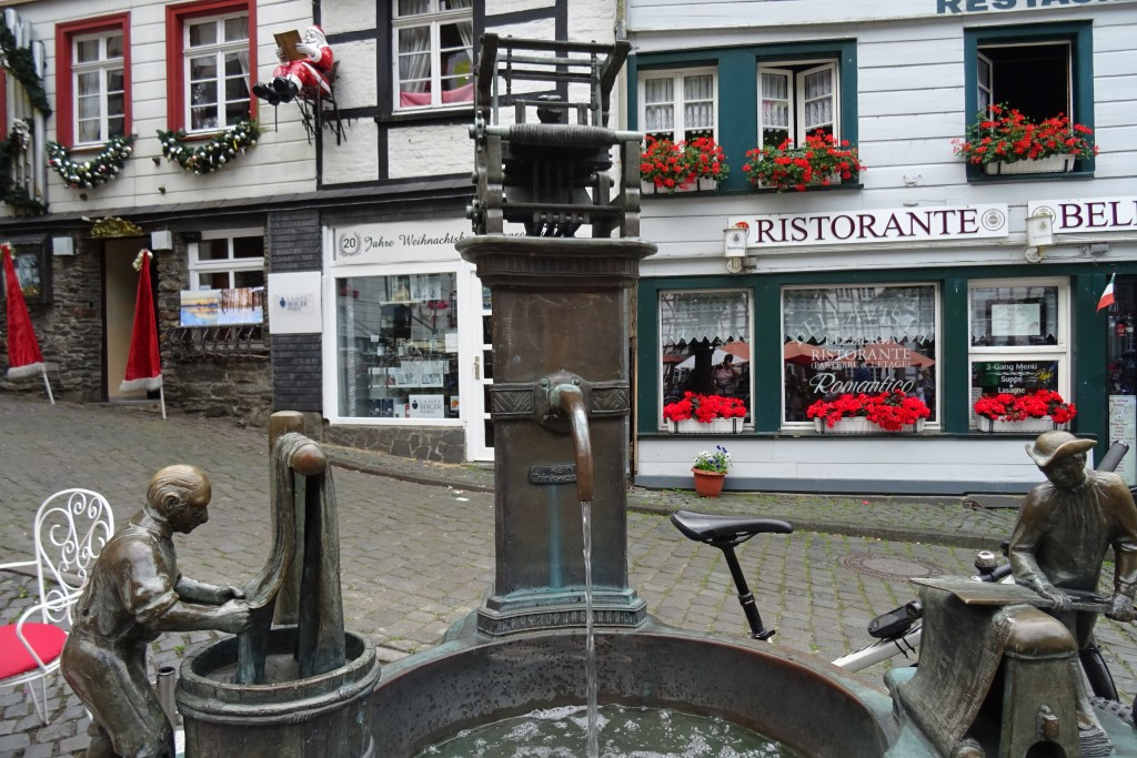 Monschau EIffel Duitsland