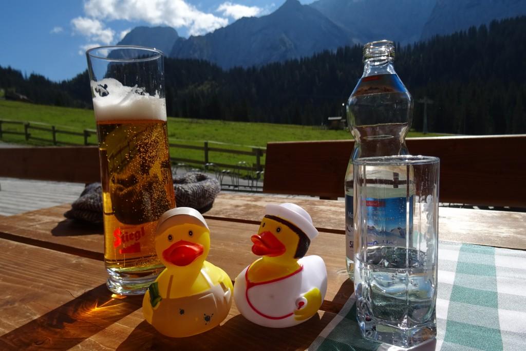 badeendjes Oostenrijk