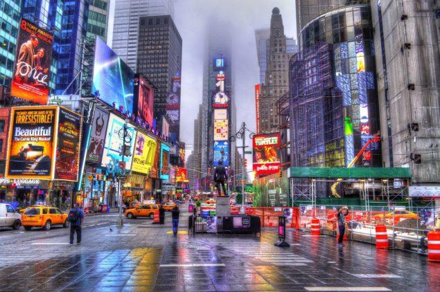 Manhattan New York wereldsteden