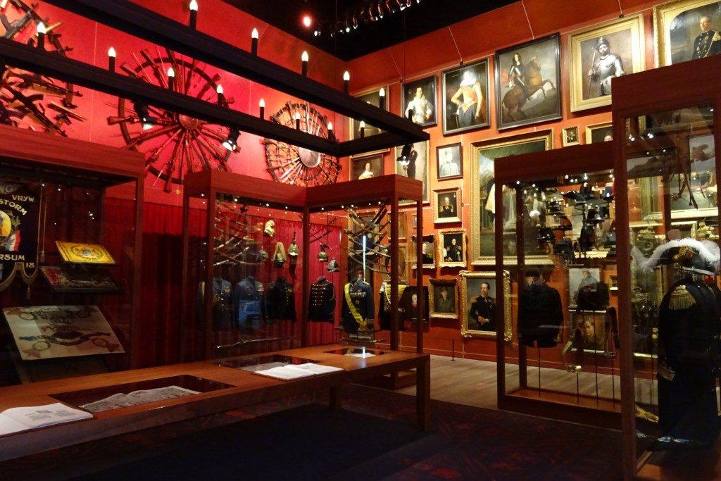 De Schatkamer Nationaal Militair Museum Soest