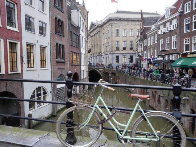 Utrecht grachten