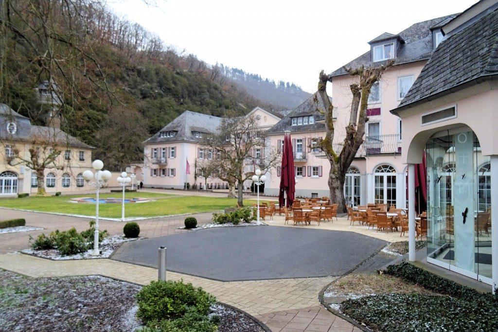 Bad Bertrich Eifel Duitsland