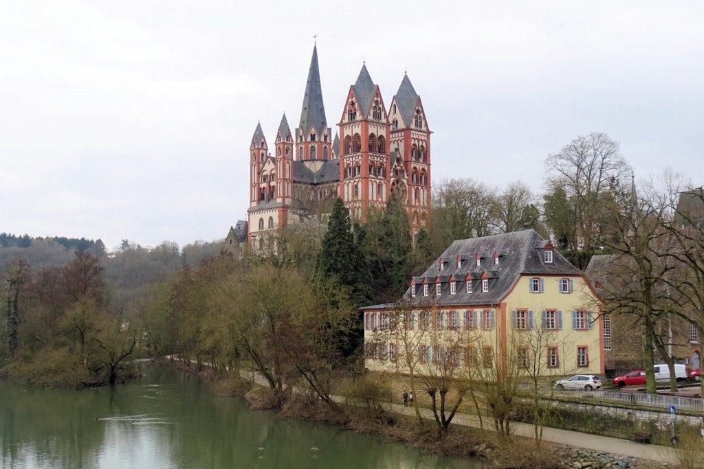 Dom Limburg an der Lahn Duitsland