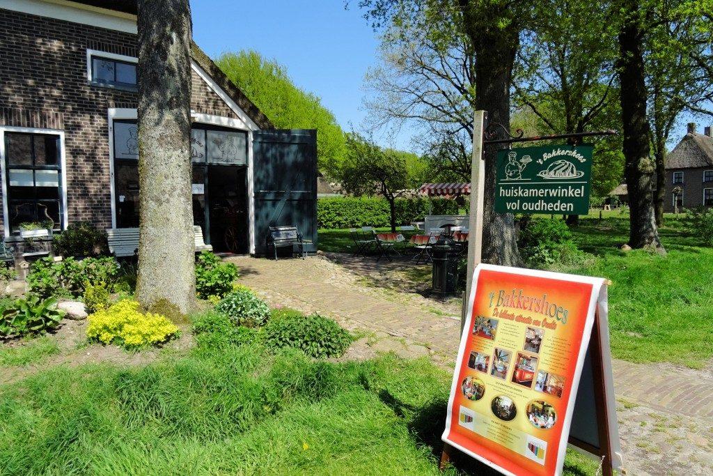 Bakkershoes Orvelte Drenthe