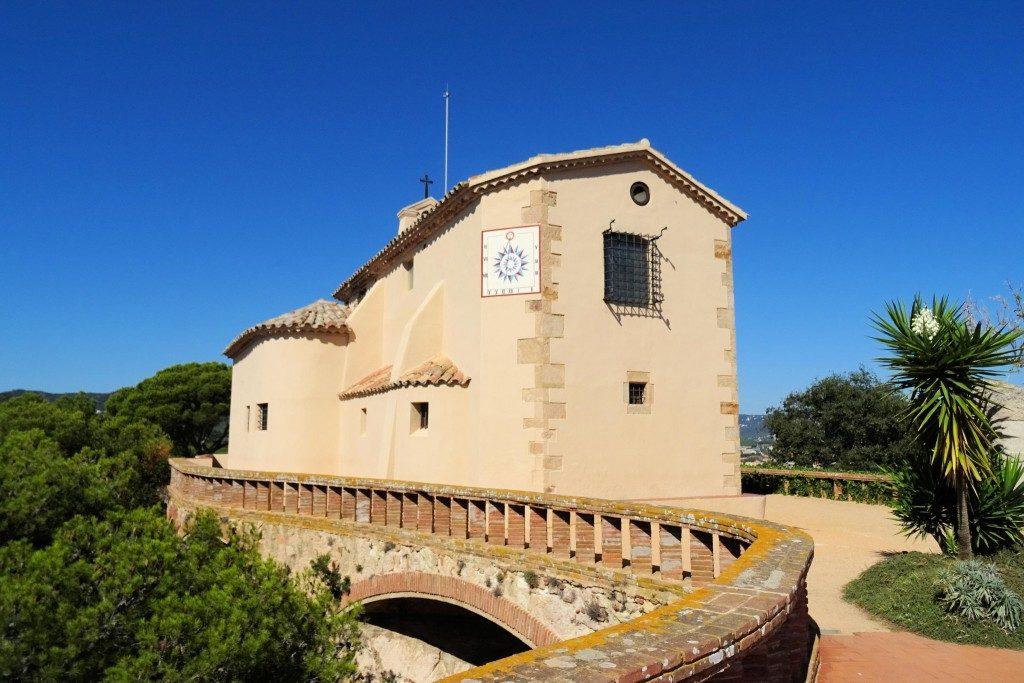 Ermita de Sant Elm Costa Brava Spanje