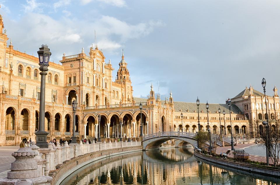 Sevilla Andalusië Spanje