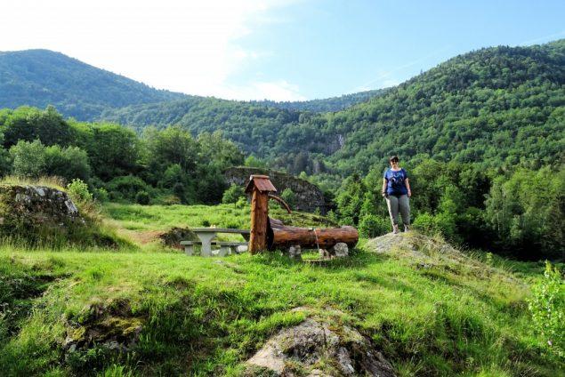 Ballon d'Alsace Elzas Frankrijk