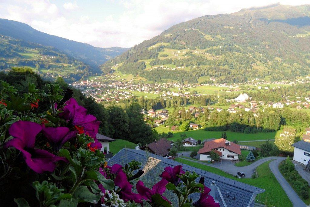 Gastehaus Rundblick Tschagguns Vorarlberg