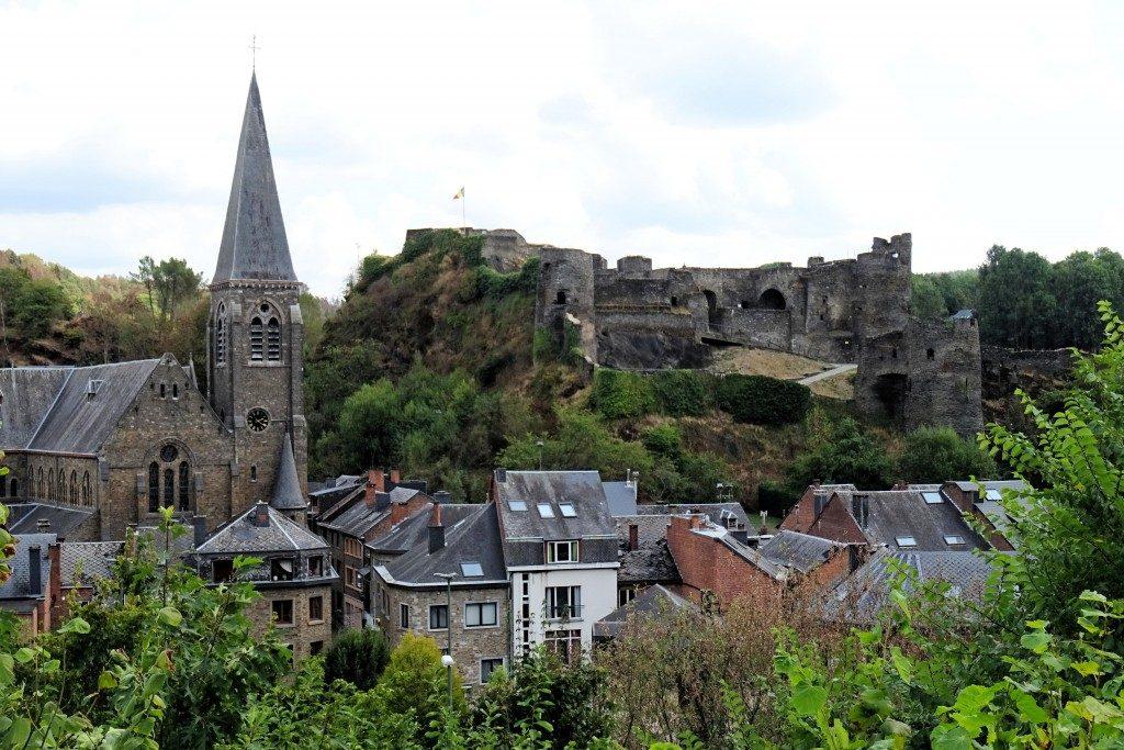 La Roche en Ardennes Ardennen België