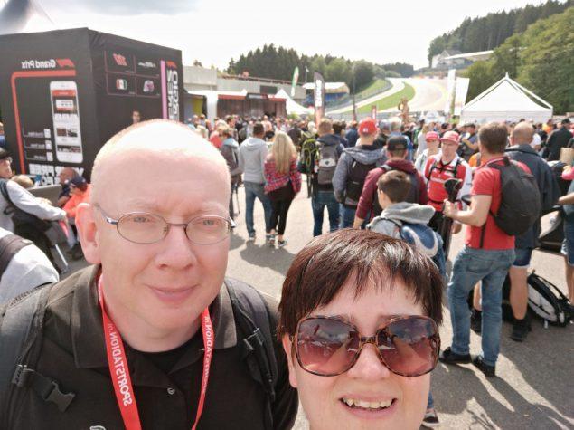 GP België 2018 Ardennen