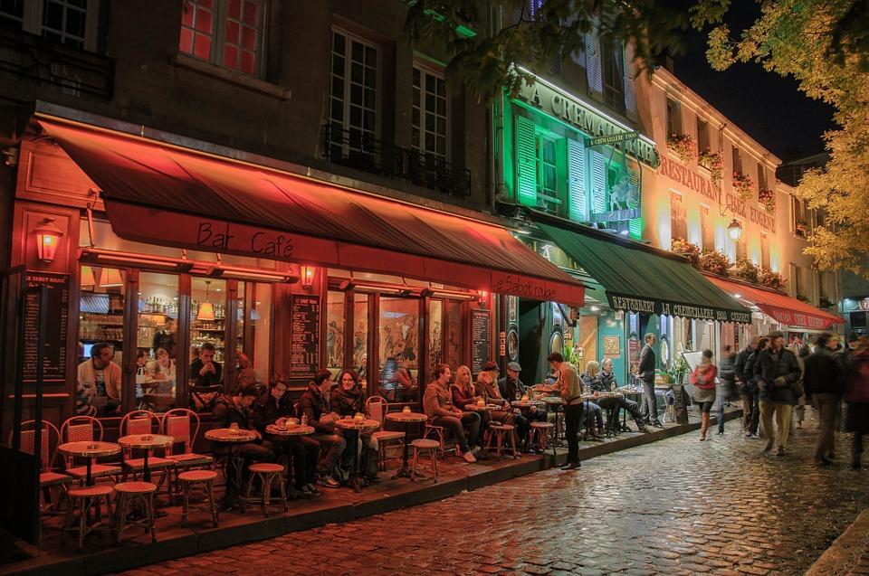 Parijs stedentrip